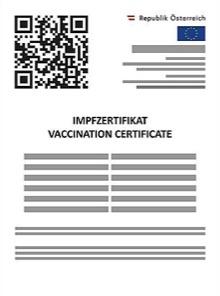 Beispiel: Impfzertifikat